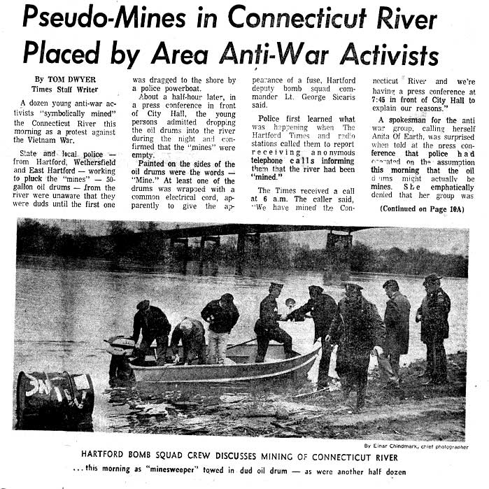 Hartford Times Mined River