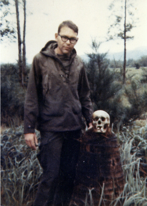 Loring M. Bailey Jr in Viet Nam